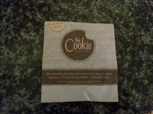 Picture of the cookie