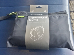 Picture of duffle bag