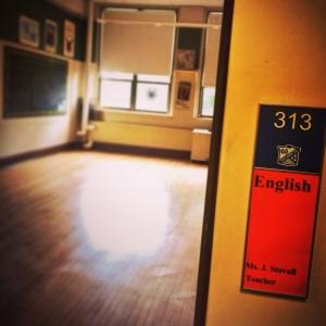 Empty room 313