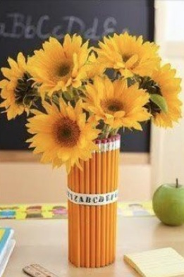 Picture of pencil vase